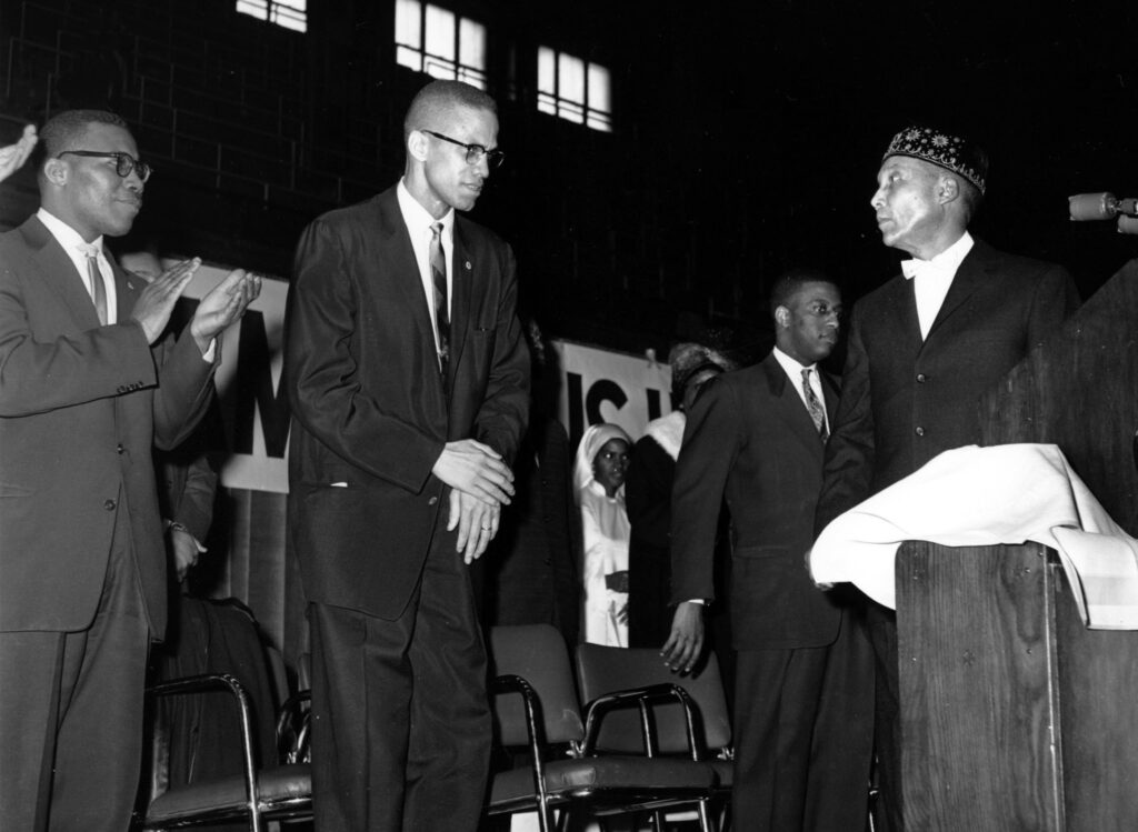 Who was Malcolm X? A Robber turned American Muslim minister