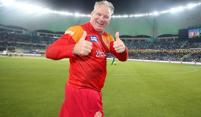Former Australia Cricketing Great Dean Jones dies aged 59 who coached Islamabad United at PSL