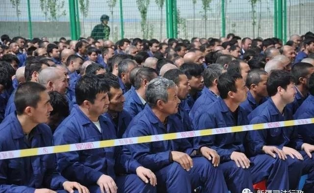What is happening in the China detention camps?