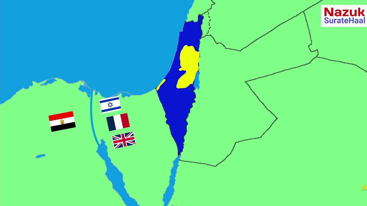 Egypt defended Suez canal from Israel, France and United Kingdom