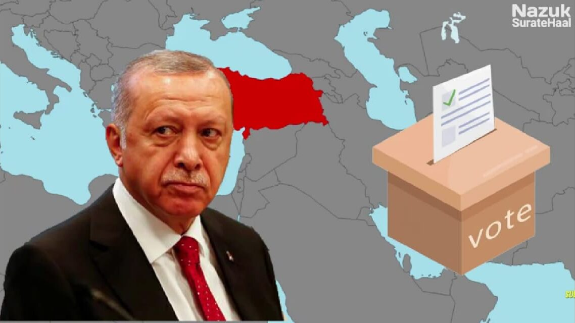 Elections will be held in Turkey in 2023