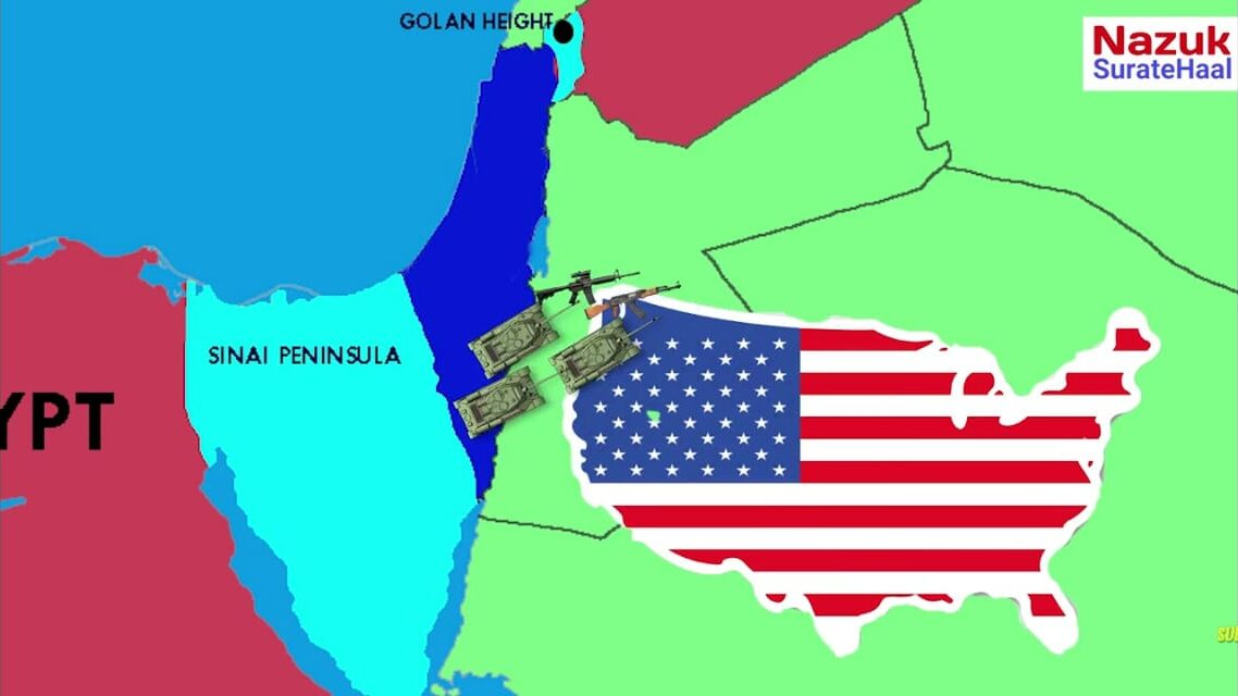 United States supported Israel during Yom Kippur War