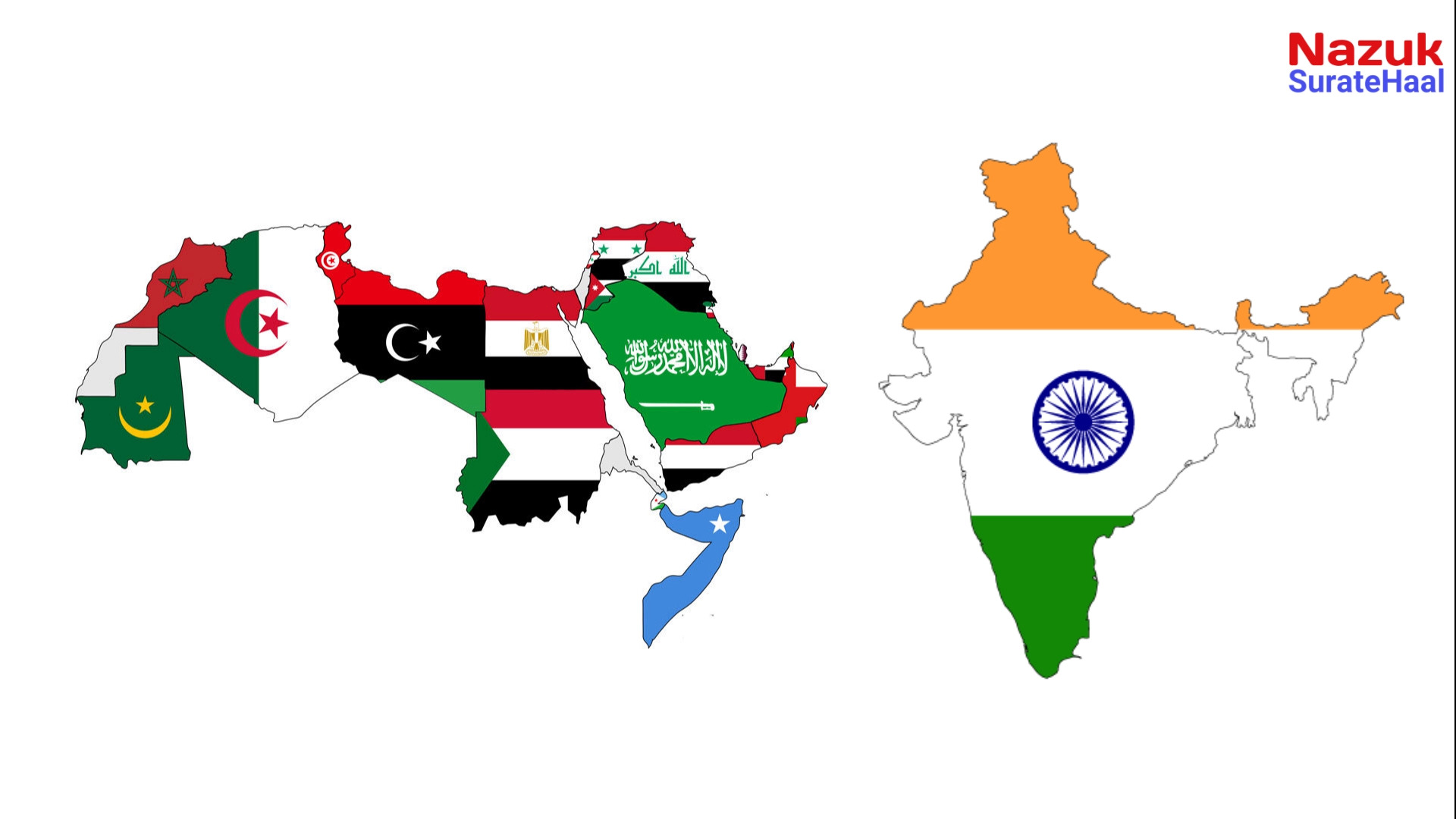 India relations with Arab countries