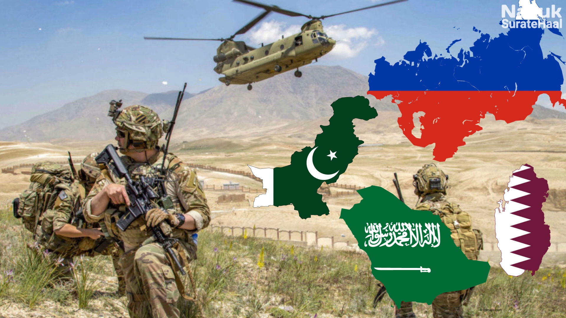 NATO claims that Pakistan funds Taliban