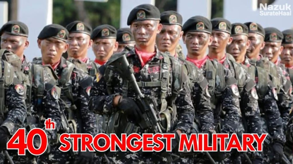 Military strength of Philippines
