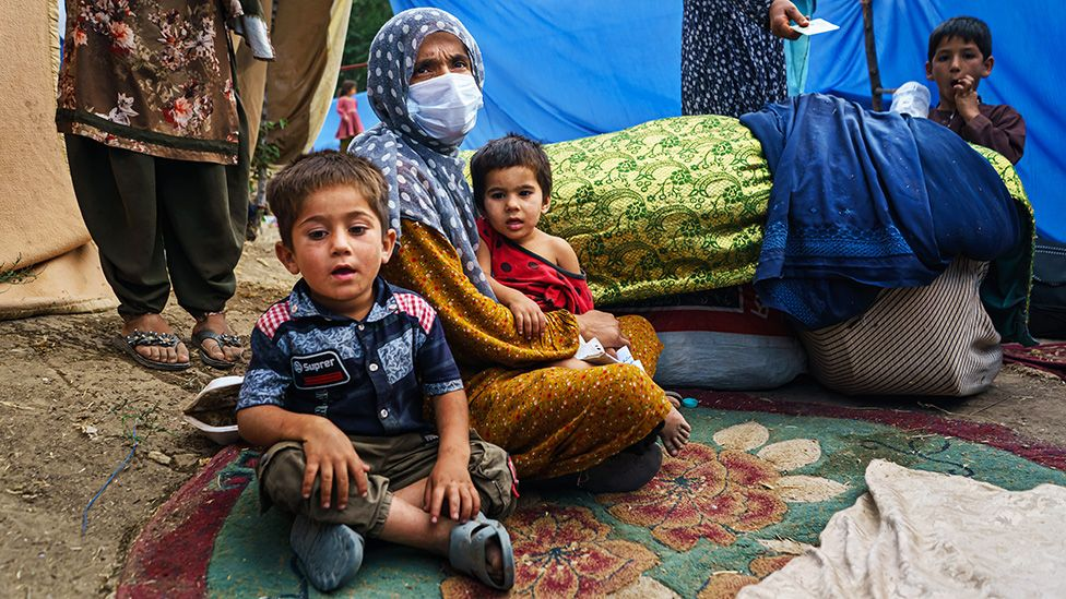 Uncertain Future Of Afghan Refugees after Taliban Takeover 2021