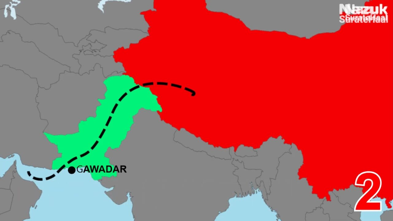 China investment in Pakistan-CPEC
