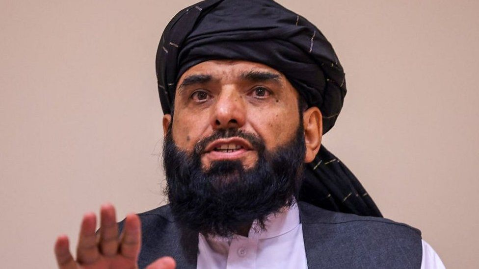 Taliban Said about Kashmir: 'We will raise the voice for oppressed Kashmir Muslims'
