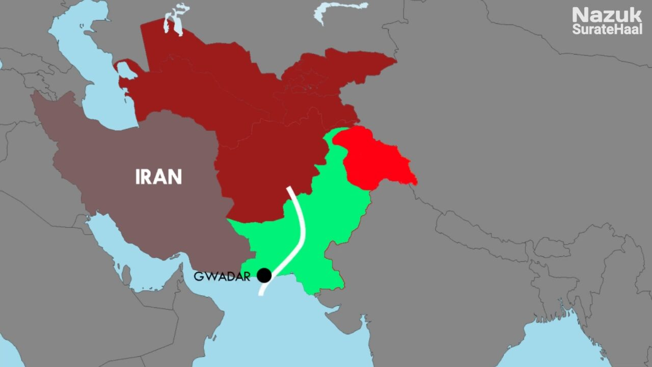 Pakistan can provide deep sea port to Central Asian countries