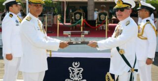 Admiral Amjad Khan Niazi All you need to Know about 17th Chief of Naval Staff